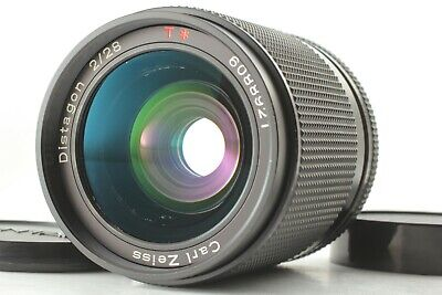 【N.MINT++】Contax Carl Zeiss Distagon T* 28mm f2 AEG for C/Y Mount from Japan 922