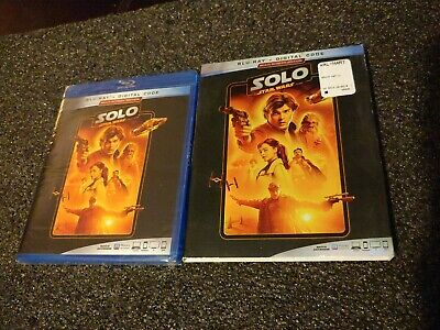 Solo: A Star Wars Story  [2019]  Blu-ray+Digital Code Special Edition Release
