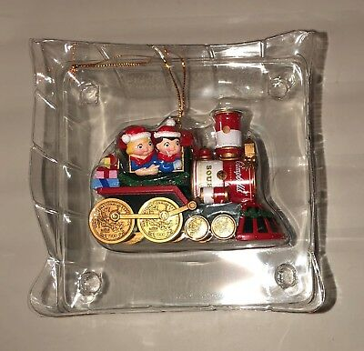 VTG Campbell's Kids 2000 Locomotive Train Limited Collector's Edition Ornament-