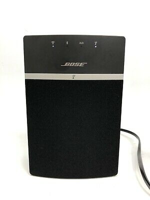 Bose SoundTouch 10 Wireless WiFi, Bluetooth, Aux Speaker S/N:41AE Mint Condition