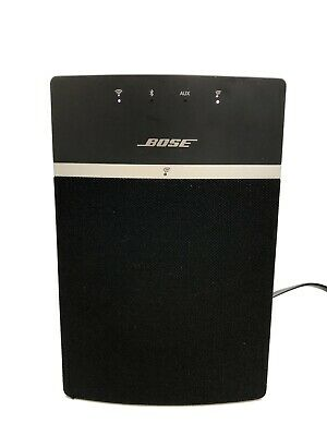 Bose SoundTouch 10 Wireless WiFi, Bluetooth, Aux Speaker S/N:71AE, Great Cond!