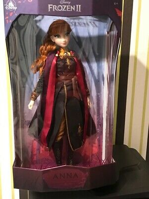 Disney Store Limited Edition Doll  Frozen 2 ANNA