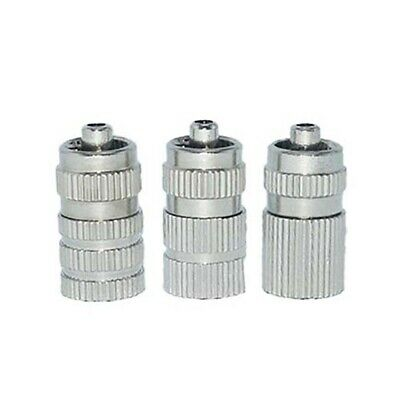 Luer Lock Adapter 10ml for Motionless Mixer Metal Pack of 10