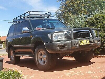 Toyota Landcruiser 4X4 6Cyl Auto May Swap