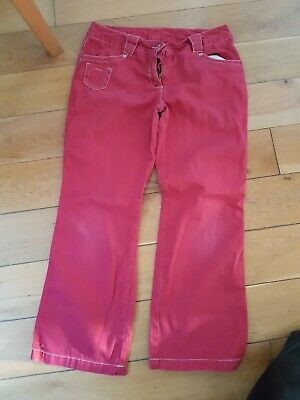 Next Girls Trousers Age 14 Years