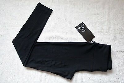 NWT 90 DEGREE by Reflex Front Laser cut Leggings Pants Women's Size Small