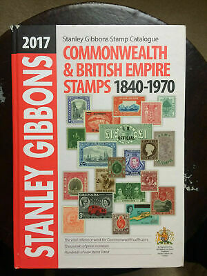 2019 Stanley Gibbons Commonwealth & British Empire Stamps Catalogue J