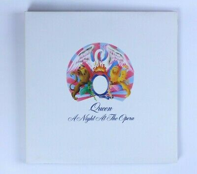 Queen ‎– A Night At The Opera EMI 100 LPCENT12 Limited Edition 180g Vinyl Album