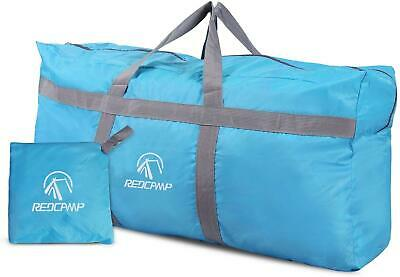 REDCAMP Foldable Lightweight Duffle Bag, 96L Extra Large Travel Bag, Water Resis