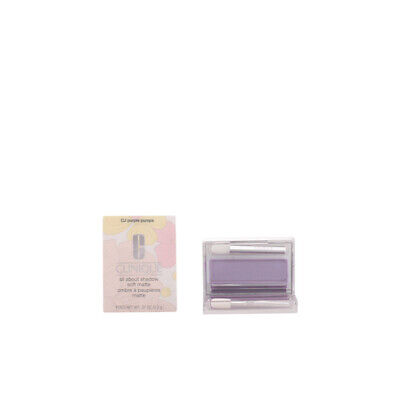 Maquillaje Clinique mujer ALL ABOUT SHADOW soft matte #CJ-purple pumps 2,2 gr