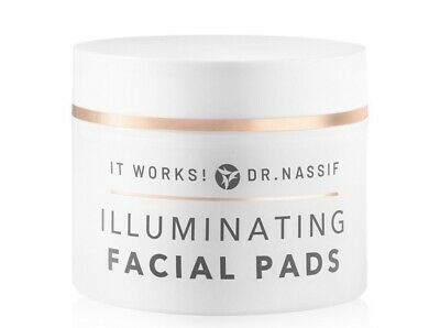 It Works Illuminating Face Pads*Created by Dr. Paul Nassif from Botched*