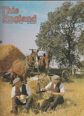 THIS ENGLAND Cultural History Magazine Autumn 1981