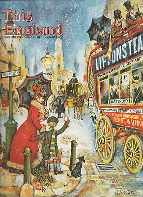 THIS ENGLAND Cultural History Magazine Winter 1981