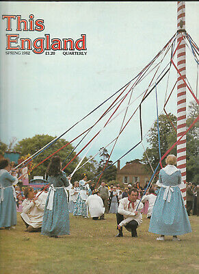 THIS ENGLAND Cultural History Magazine Spring 1982