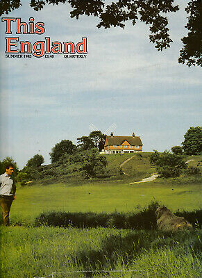 THIS ENGLAND Cultural History Magazine Summer 1983