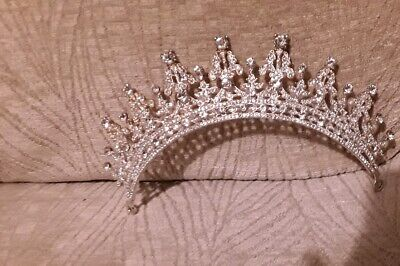 Crystal and Diamanti TIARA