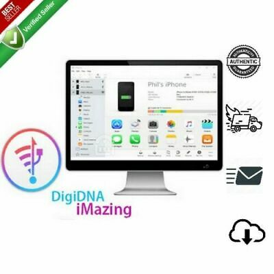 iMazing 2.10 Backup and Transfer Data to iPhone For Win & Mac | Lifetime License