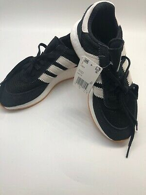 adidas Originals I-5923 Iniki Runner Black White Gum Men Running Shoes D97213