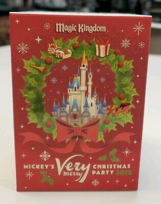 Disney Parks Mickey's Very Merry Christmas Party 2018 Magic Band LE 3000