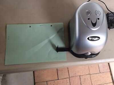 Rexel Polaris 1420 Electric Stapler/Punch Used In Good Condition