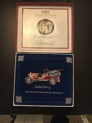 2016 White House Historical Association Christmas Ornament