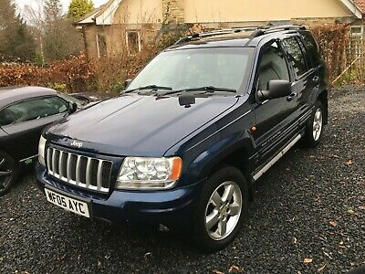 Jeep Grand Cherokee limited xs, 2.7 diesel, 2005, Blue, 4x4
