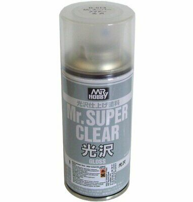 4973028514612,MR.HOBBY Mr. Super Clear Gloss Spray,mr.hobby