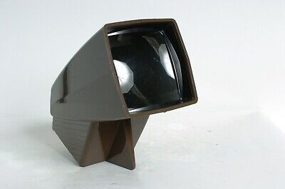 GAF PANA-VIEW Battery operated vintage retro 35mm slide viewer - Excellent!
