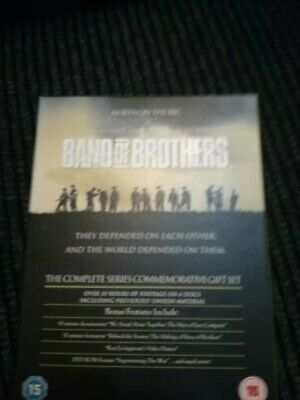Band of Brothers (DVD, 2011, 6Discs, Box Set)