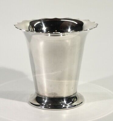 Antique Late Victorian Edwardian Silver Plated Fern Pot by W.S. & S.