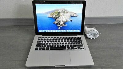 "Apple MacBook Pro 9,2 A1278 13,3"" i7 3520M 2,9GHz 8GB 500GB Mitte 2012"