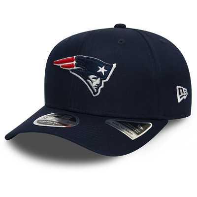 New Era Mens 9Fifty Baseball Cap.new England Patriots Stretch Snapback Hat S20