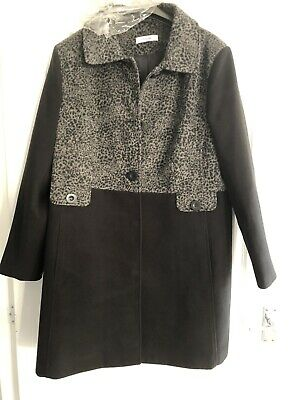 Ladies Black C/&A Quilted Puffer Jacket Coat EU Size 36-38-40-44-46-48 NEW Winter