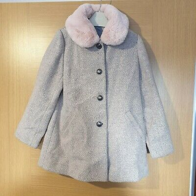 Next Girls Winter Coat Age 5/6 Years