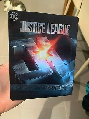 Justice League - Limited Edition Steelbook (Blu-ray 2D/3D) -