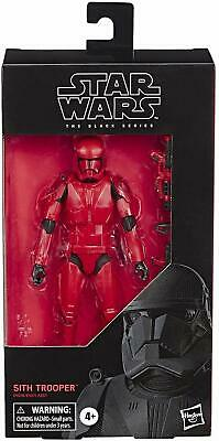"Star Wars The Black Series Sith Trooper Toy 6"" The Rise of Skywalker Figure"