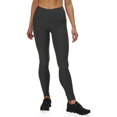 The North Face Motivation High Rise Dark Gray Heather Leggings Size Large