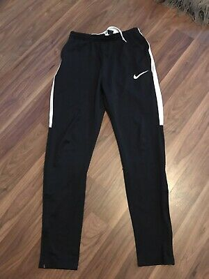 mens nike dri fit tracksuit bottoms Size M