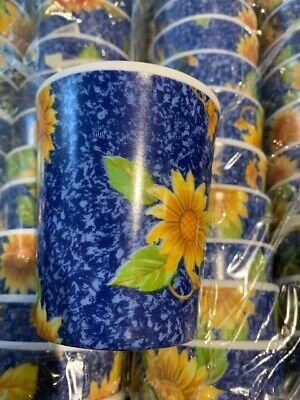 Wholesale Job Lot 12 X Melamine Sunflower Cups - Ebay, Car Boot