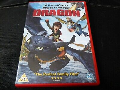 How To Train Your Dragon (DVD 2008)