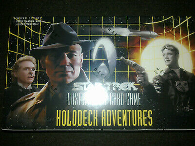 Star Trek CCG Holodeck Adventures Booster Box Display OVP Sealed