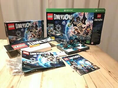 LEGO Dimensions Xbox One Starter Pack Boxed