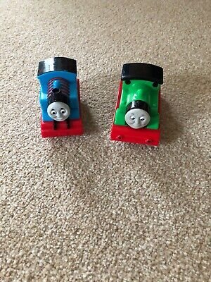 thomas the tank engine And Percy Engine Push Along Toys