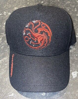 Official Adults Game Of Thrones Fire And Blood Targaryen One Size BNWT
