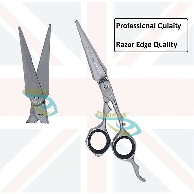 Professional Barber Scissors, Hair Stylist Scissors Barbers Salon Scissors CE