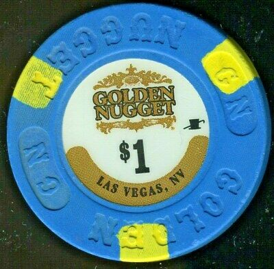 $1.00 * Golden Nugget Hotel Casino * Las Vegas, Nevada...