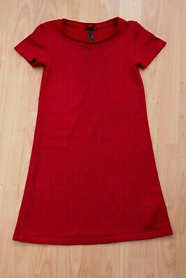 Girls Christmas red Dress from NEXT age 6-7 years