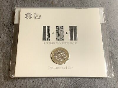 2018 WW1 Armistice £2 Two Pound Coin Brilliant Uncirculated. Brand New, Sealed.