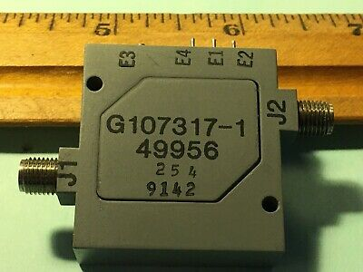 GEN MICROWAVE SMA(F) Variable Attenuator 0-60dB 1.5VSWR 50 OHM 4.4-5.0 GHz