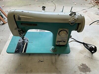 Vintage Brother (JC1) Sewing Machine For Parts/Repair (Good Motor)